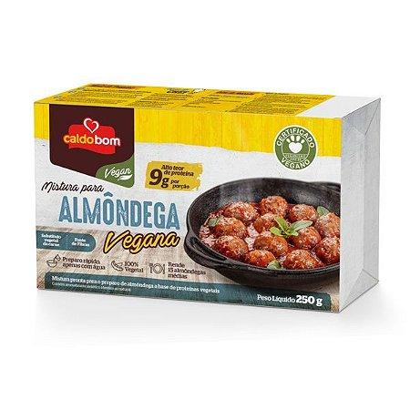 Mix para Preparo de Almôndega Vegana