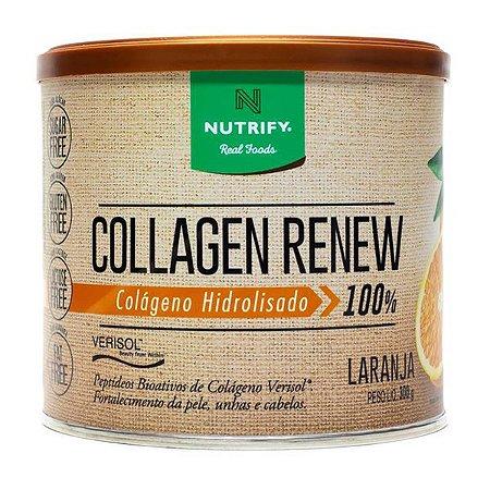 Collagen Renew Laranja Nutrify