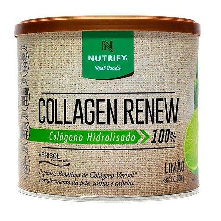 Collagen Renew Limão Nutrify
