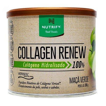 Collagen Renew Maçã Verde Nutrify