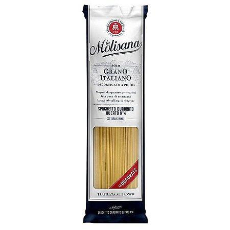 Massa Spaghetto Quadrado Bucato La Molisana 500g
