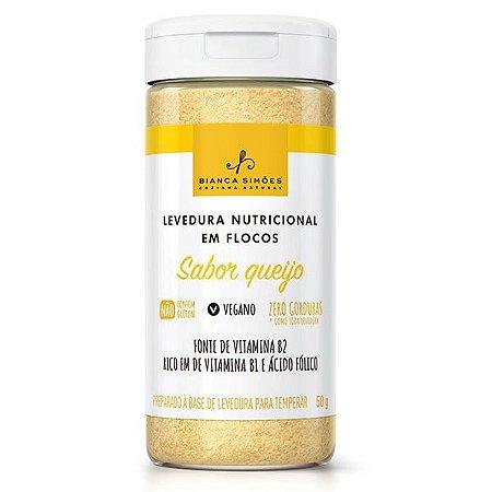 Levedura Nutricional sabor Queijo Bianca Simões