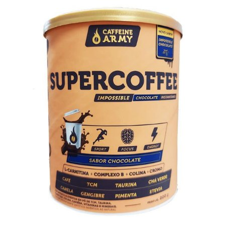 Super Coffee Impossible Chocolate