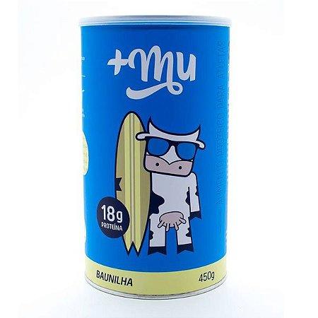Proteína sabor Baunilha +Mu