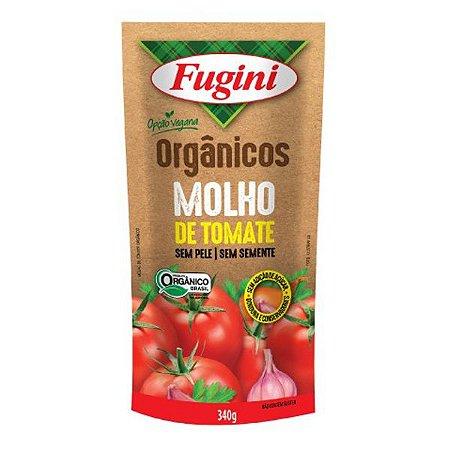 Molho Orgânico de Tomate Fugini