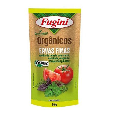 Molho Orgânico de Tomate Ervas Finas Fugini