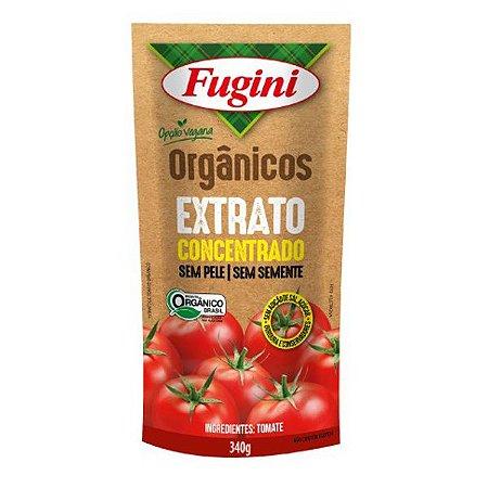 Extrato de Tomate Orgânico Fugini