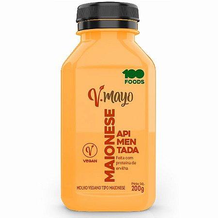 Maionese Vegana Apimentada V-Mayo 200g