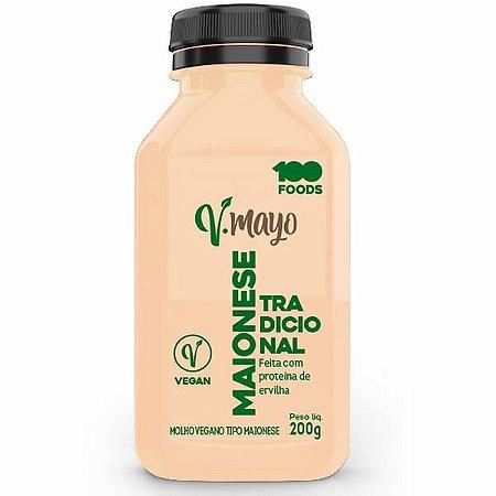 Maionese Vegana Tradicional V-Mayo