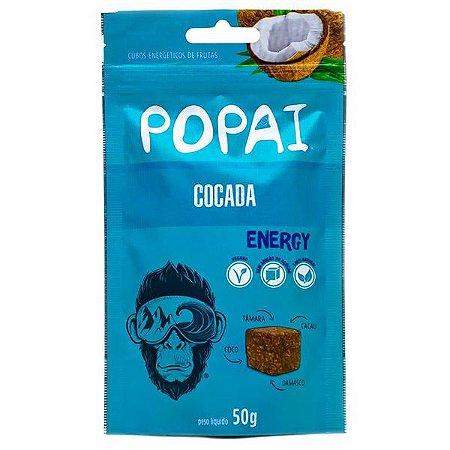 Cubo Energético Cocada Popai