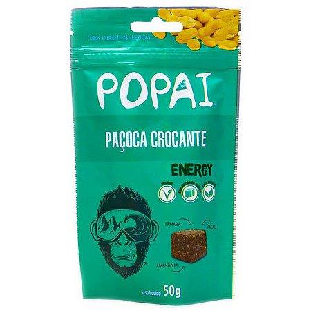 Cubo Energético Vegano Paçoca Crocante Popai