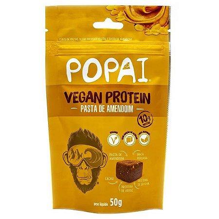 Cubo Proteico Vegano Pasta de Amendoim Popai