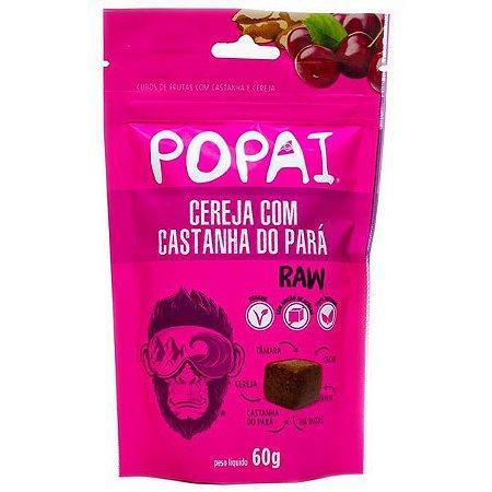 Cubo Vegano Cereja com Castanha Popai