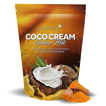 Leite de Coco em Pó Golden Milk Pura Vida