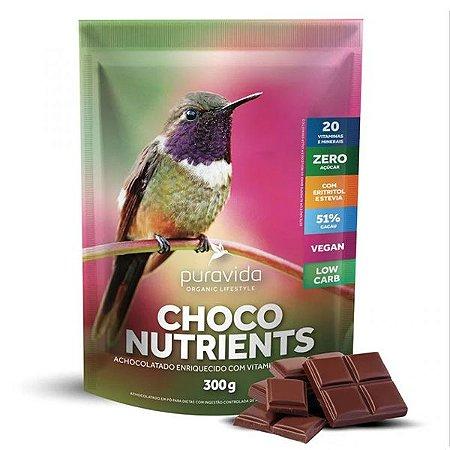 Achocolatado Vegano Choco Nutrients Pura Vida
