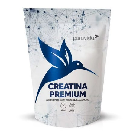 Creatina Premium Pura Vida