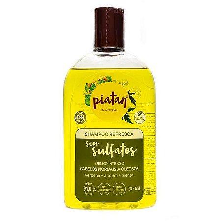 Shampoo Natural Refresca Piatan