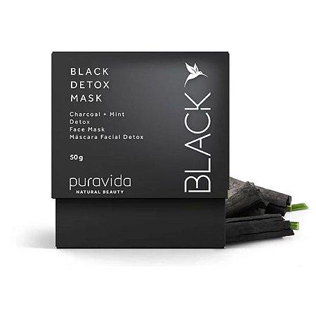 Máscara Black Detox Pura Vida