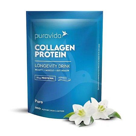 Collagen Protein Puro Pura Vida 450g