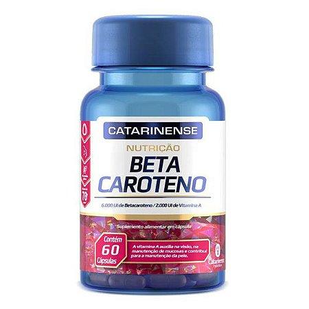 Beta Caroteno 60 Cápsulas 400mg