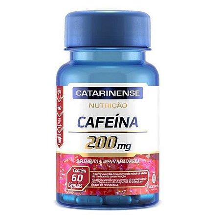 Cafeína em Cápsulas 200mg
