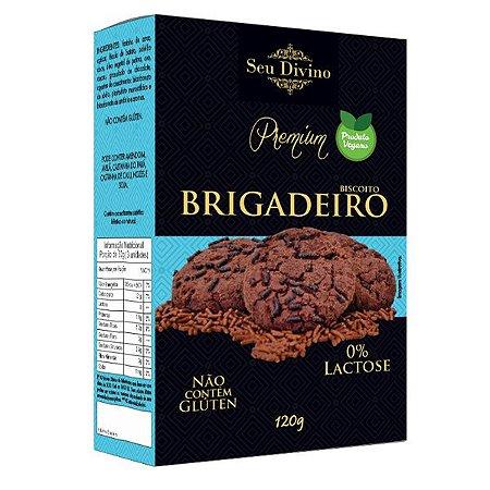Biscoitos Brigadeiro Sem Glúten Seu Divino
