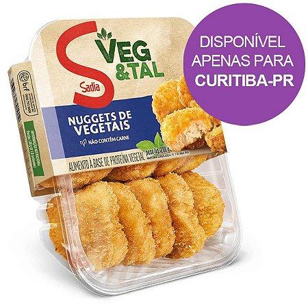 Nuggets de Vegetais Veg & Tal Sadia