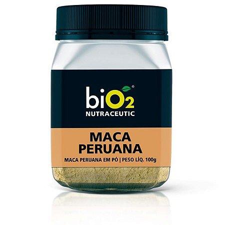 Maca Peruana em Pó biO2 100g