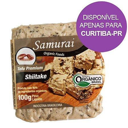 Tofu Premium Shiitake Samurai