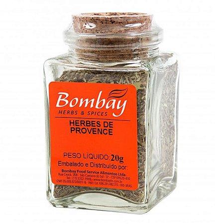 Tempero Ervas de Provence Vidro Bombay