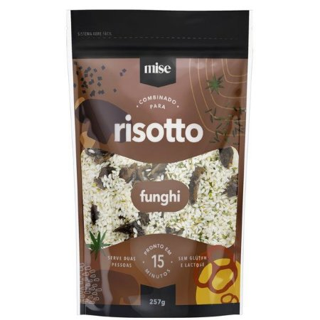 Risoto Funghi Mise