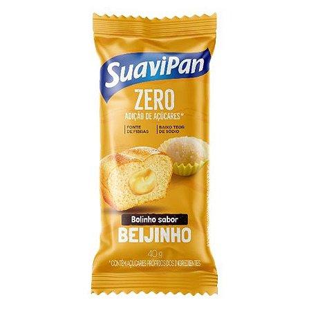 Bolinho Zero Açúcar sabor Beijinho 40g
