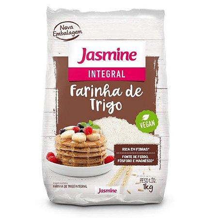 Farinha de Trigo Integral Fina Jasmine 1Kg