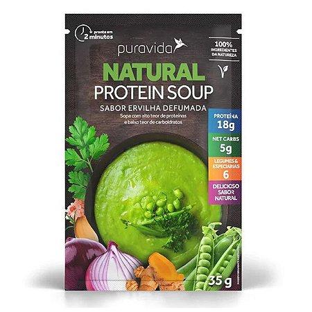 Sopa Proteica sabor Ervilha Defumada Pura Vida
