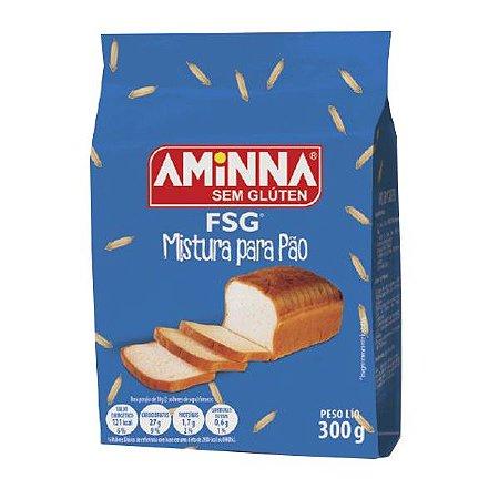 Mistura para Pão Sem Glúten Aminna
