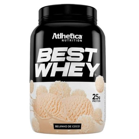 Best Whey Beijinho de Coco Athletica 900g