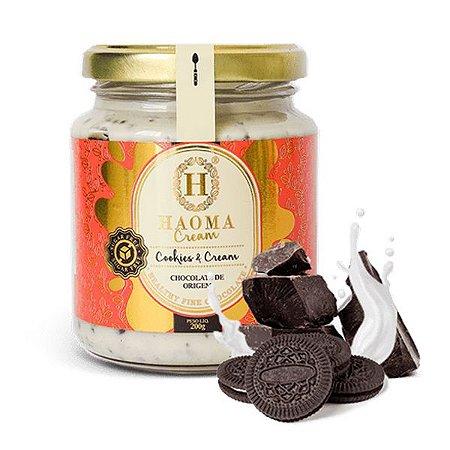 Creme Cookie & Cream Haoma 200g