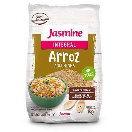 Arroz Agulhinha Integral Jasmine 1Kg