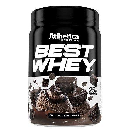 Best Whey Brownie de Chocolate Athletica 450g