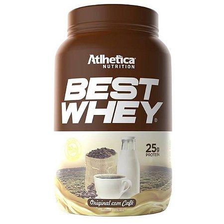 Best Whey sabor Café Athletica 900g