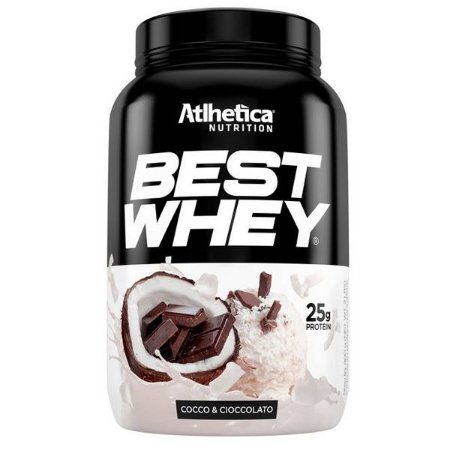 Best Whey Coco e Chocolate Athletica 900g