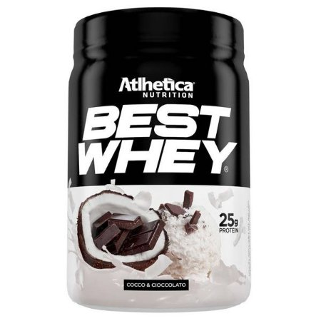 Best Whey Coco e Chocolate Athletica 450g