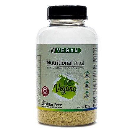 Levedura Nutricional Cheddar Wvegan
