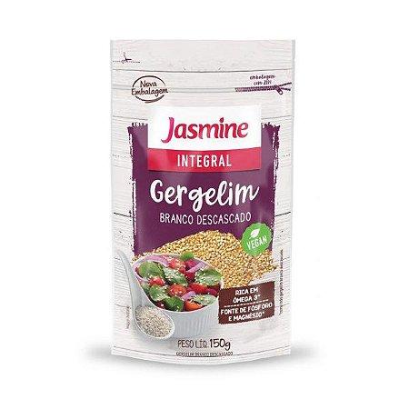 Gergelim Branco Descascado Jasmine 150g