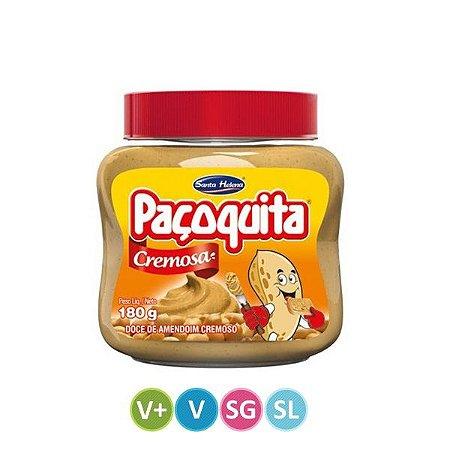 Paçoquita Cremosa - 180g