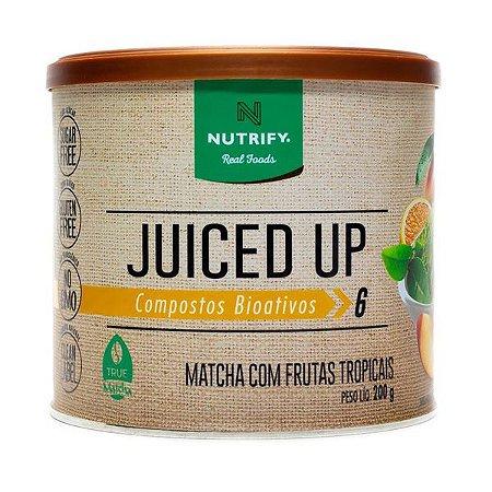 Juiced Up Matchá com Frutas Tropicais Nutrify