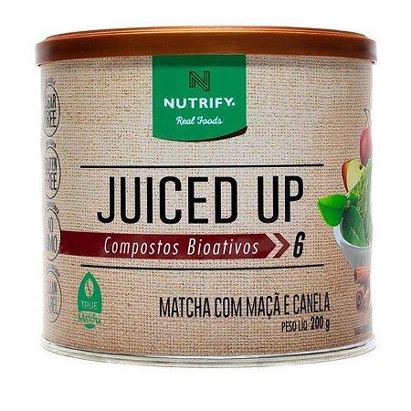 Juiced Up Matchá com Maçã e Canela Nutrify