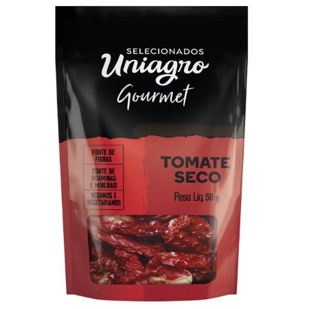 Tomate Seco Uniagro 50g