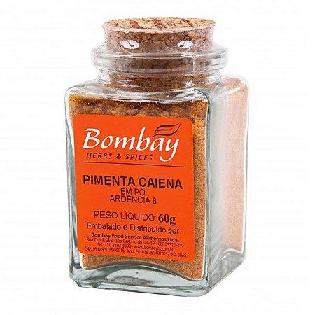 Pimenta Caiena em Pó Bombay 60g