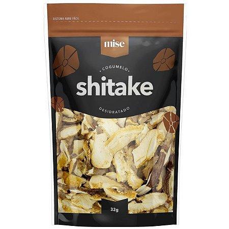Cogumelo Shitake Mise 32g